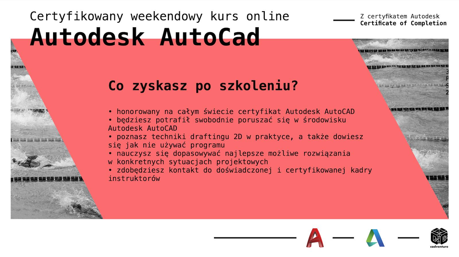 cadventure.pl - autocad - kurs - 2