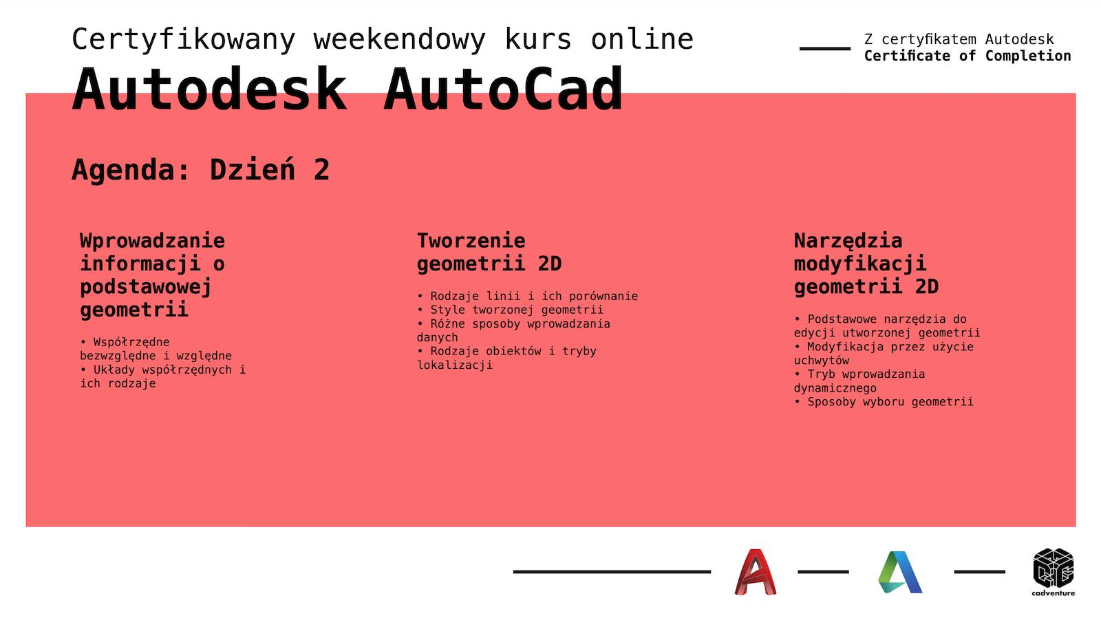 cadventure.pl - autocad - kurs - 4