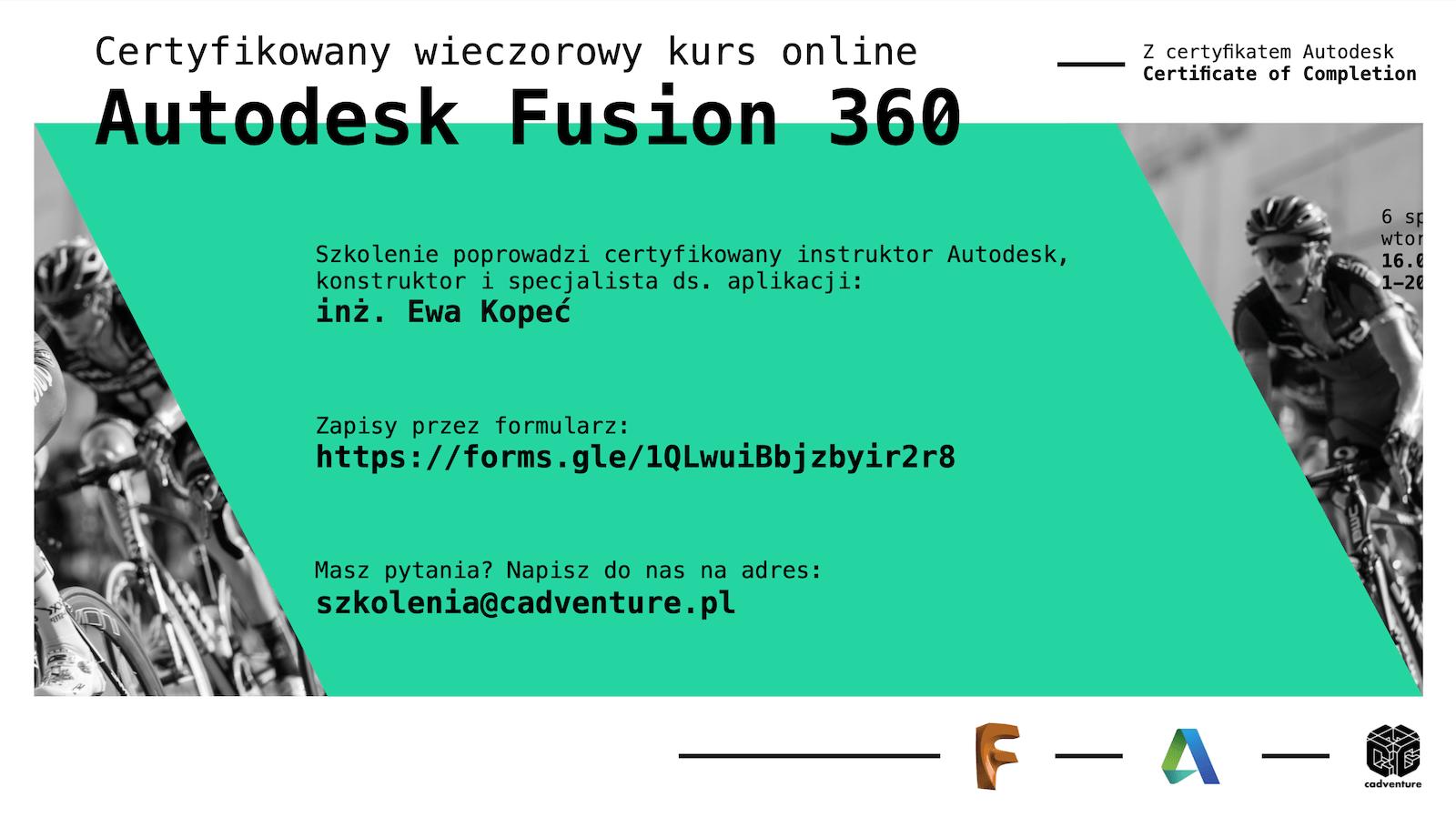 cadventure.pl - fusion360 - kurs - 6