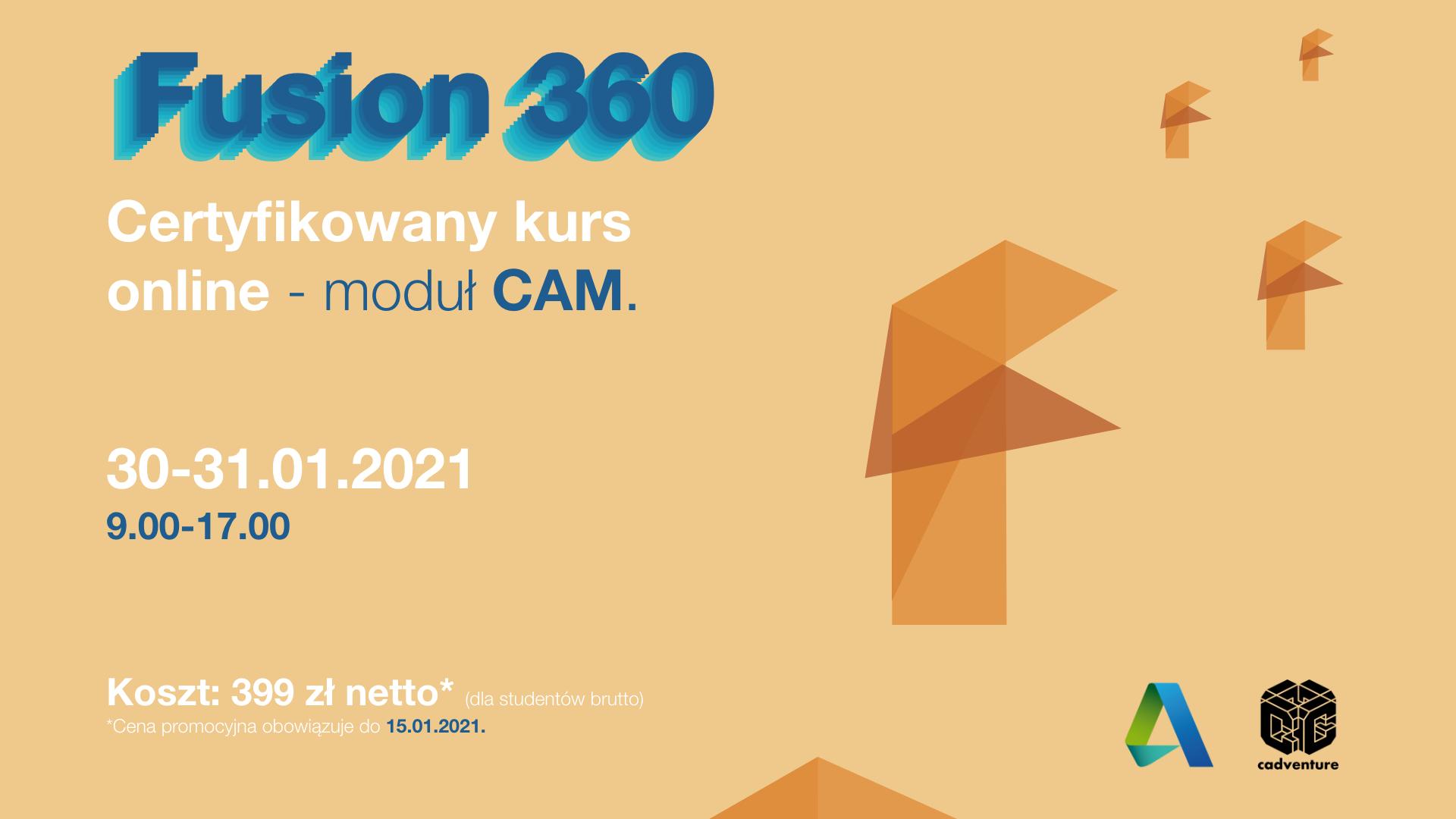 Fusion360 30-31.01.2021