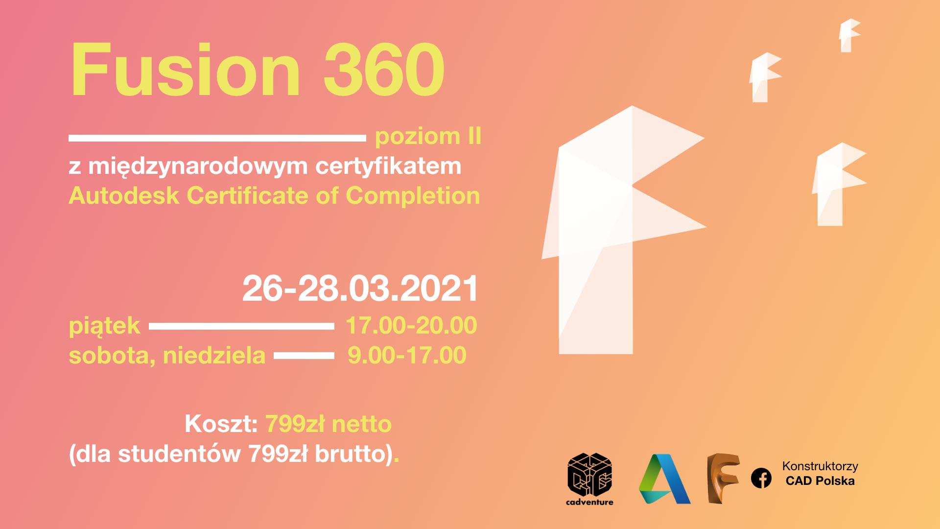 fusion II 26-28.03.2021
