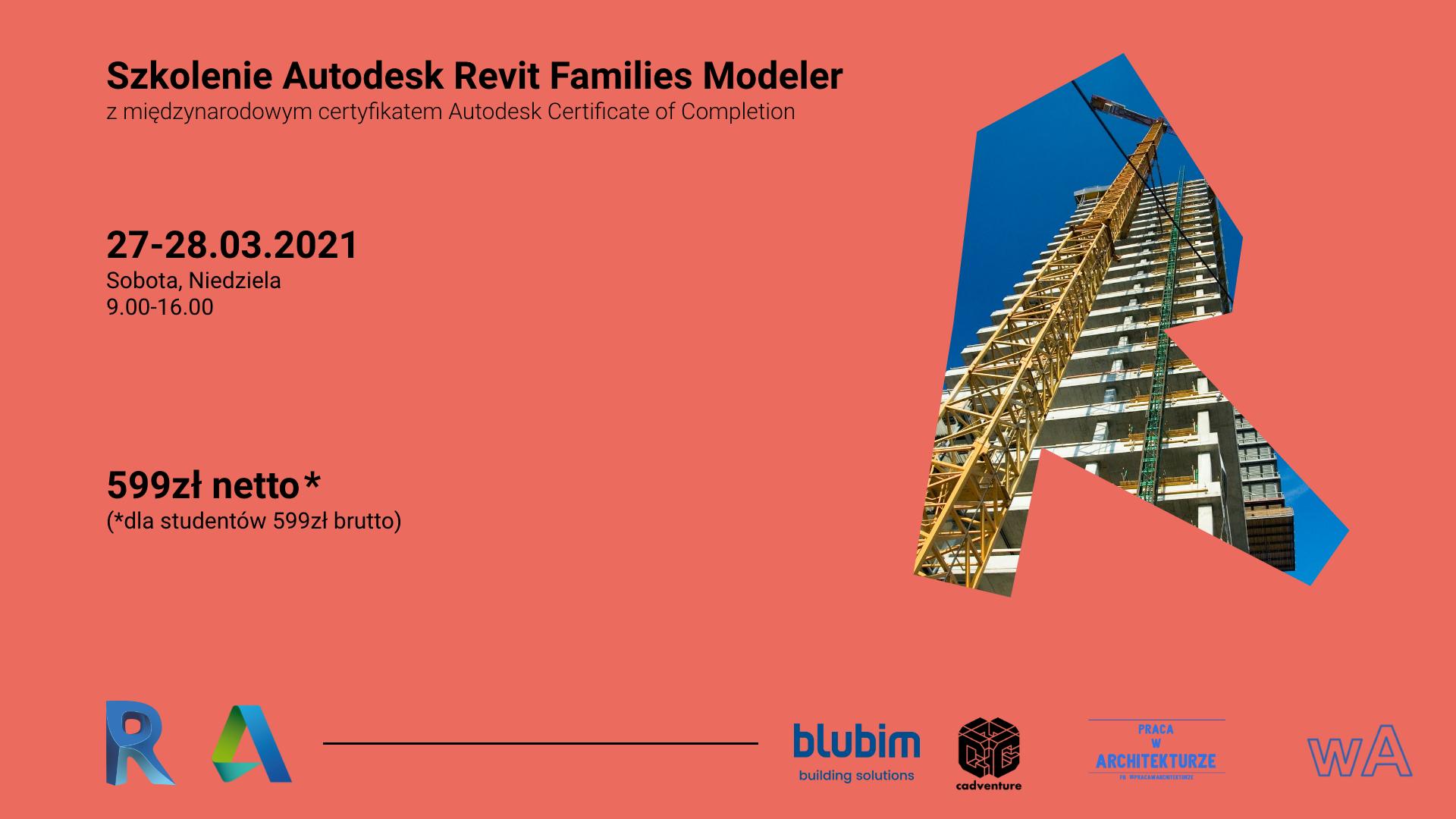 families modeler 27-28.03