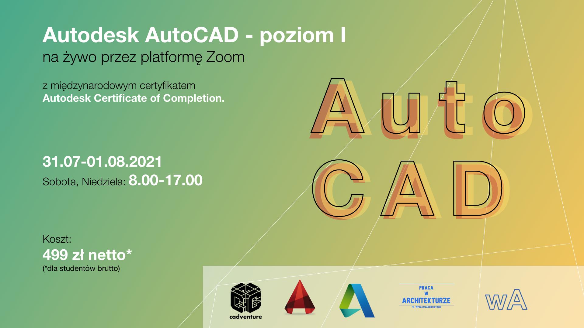 AutoCAD 31.07-01.08