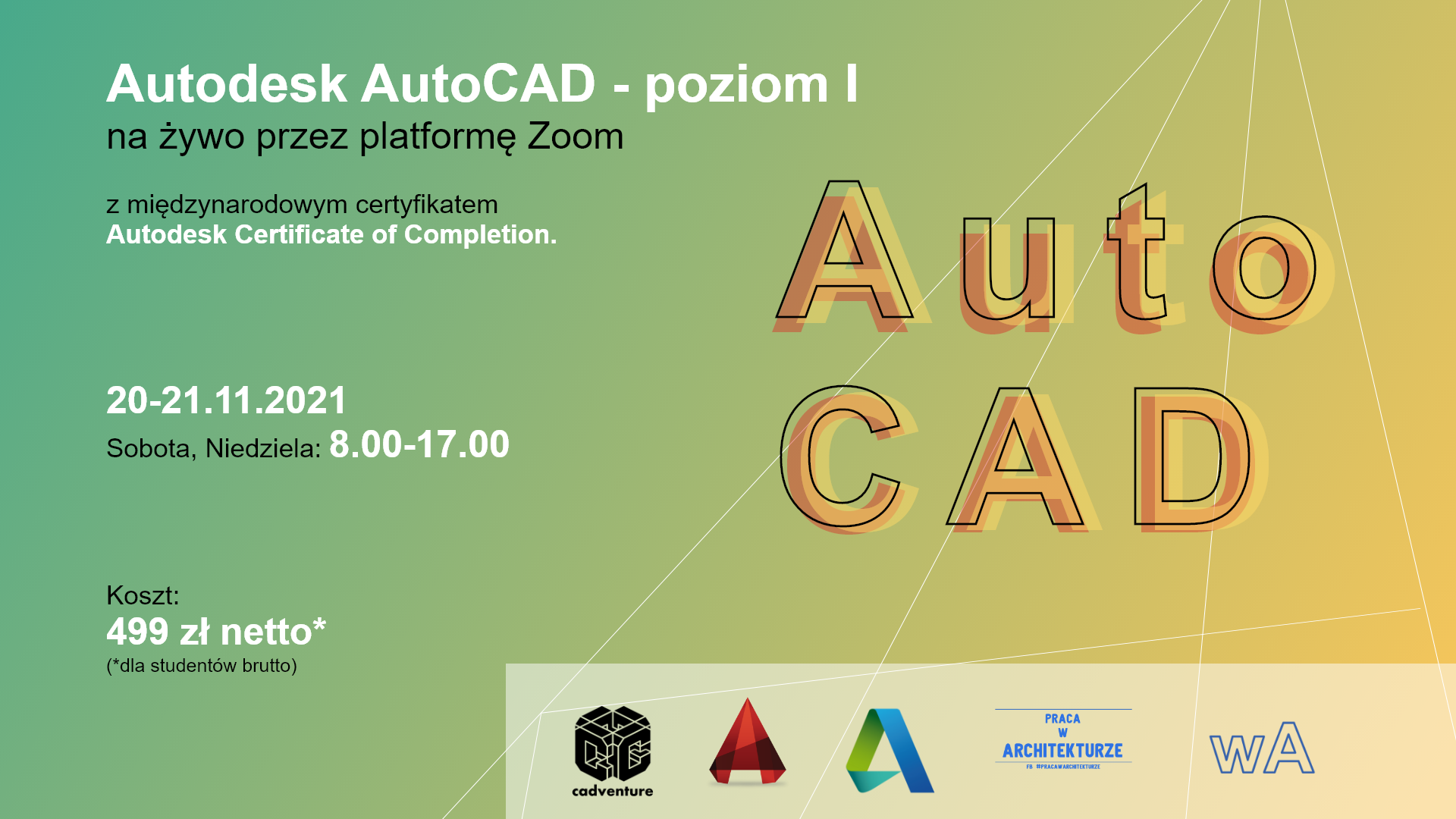 AutoCAD 20-21.11