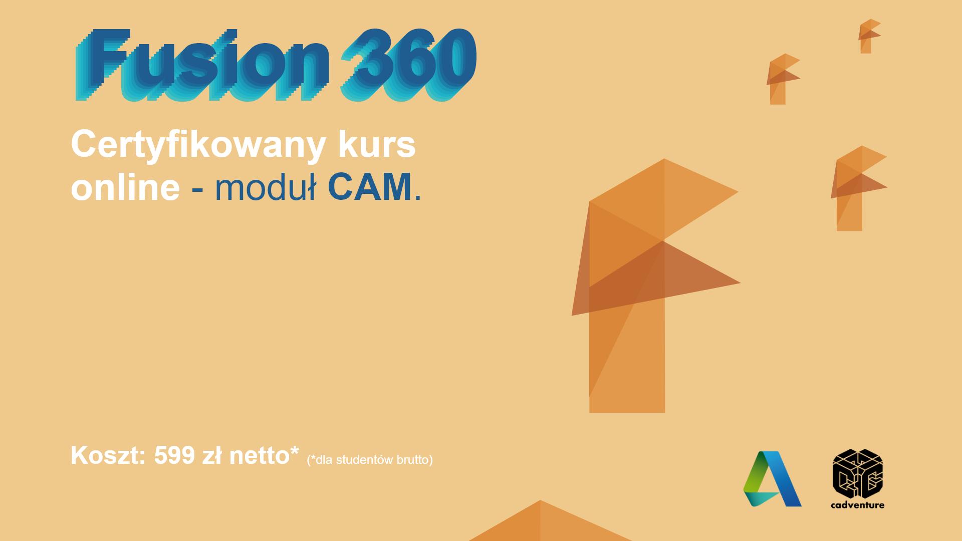 Fusion 360 CAM